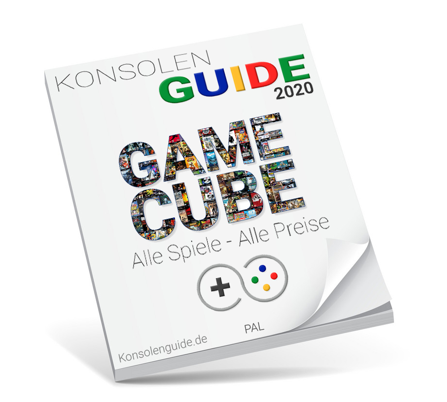 Konsolenguide Game Cube Cover