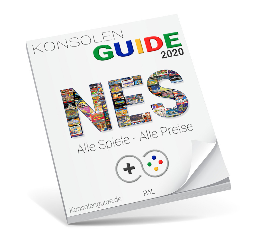 Konsolenguide NES Cover
